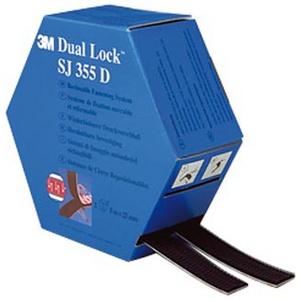 Dual Lock 3M, repositionnable à volonté