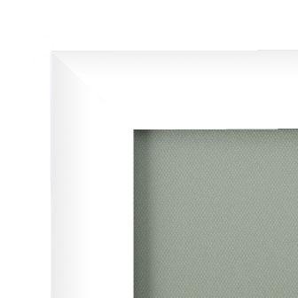 cadre blanc